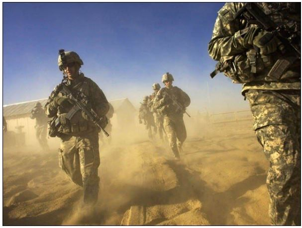 US decides to send 3,000 troops to Afghanistan