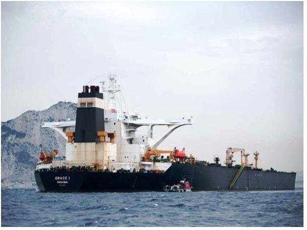 US court rules North Korea's seizure of oil tanker justified