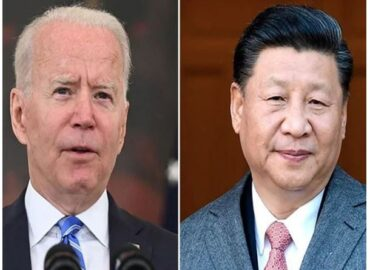 The snow melted The first direct contact between Biden and the Chinese president