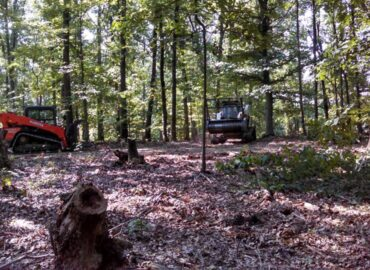Land Clearing and Excavating Virginia